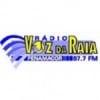 Radio Voz da Raia FM 87.7