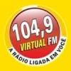 Rádio Virtual 104.9 FM