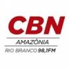 Rádio CBN Rio Branco 98.1 FM
