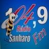 Rádio Sanharó 104.9 FM