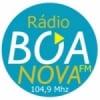 Rádio Boa Nova 104.9 FM
