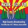 Radio KZBX 92.1 FM