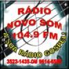 Rádio Novo Som Gospel 104.9 FM