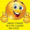 Rádio Cidade FM Antonina 98.3