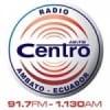 Radio Centro 91.7 FM 1130 AM