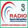 Rádio Esporte Metropolitano 3