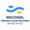 Radio Nacional Ushuaia e Islas Malvinas 780 AM 92.1 FM