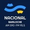 Radio Nacional Bariloche 590 AM 95.5 FM