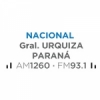 Radio Nacional General Urquiza 1260 AM