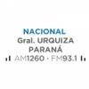 Radio Nacional Gral Urquiza 93.1 FM