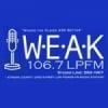 Radio WEAK-LP 106.7 FM