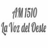 Radio La Voz del Oeste  1510 AM