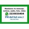 Radio Del Sol 100.7 FM