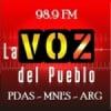 Radio La Voz del Pueblo 98.9 FM