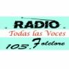 Radio Todas Las Voces 103.7 FM