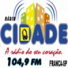 Rádio Alfa Franca SP