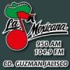 Radio La Mexicana 950 AM 104.9 FM