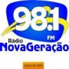 Rádio Nova Geração 98.1 FM