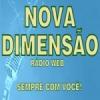 Nova Dimensão Rádio Web