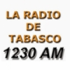 La Radio de Tabasco 1230 AM