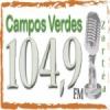 Rádio Campos Verdes 104.9 FM