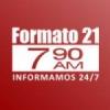 Radio Formato 21 790 AM