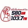 Radio La Rancherita del Aire 580 AM 103.7 FM