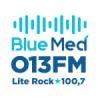 Rádio Blue Med 013 FM 100.7