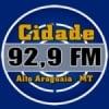 Rádio Cidade  92.9 FM