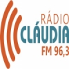Rádio Claudia 96.3 FM