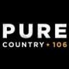 Radio CICX Pure Country 106 105.9 FM