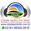Web Rádio Cidade Jardim