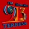 Radio Estación Terrena 91.3 FM