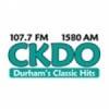 Radio CKDO 107.7 FM