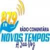 Rádio Novos Tempos 87.9 FM