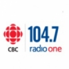Radio CBC - Radio One 104.7 FM