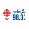 Radio CBC - Radio 2 Central Time 98.3 FM