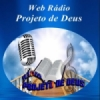 Web Rádio Projeto de Deus