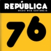 Republica 76 Rádio Web