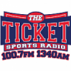 Radio KRMD The Ticket 100.7 FM 1340 AM