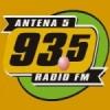 Radio Antena 5 93.5 FM