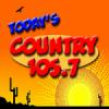 Radio KVVP Today's Country 105.7 FM