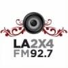 Radio La 2x4 92.7 FM