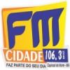 Rádio FM Cidade 106.3