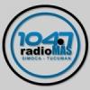 Radio Más 104.7 FM