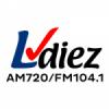 Radio LVDiez 720 AM 104.1 FM