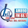 Radio LV11 890 AM 88.1 FM