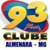 Clube 93 FM Almenara