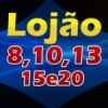Rádio Lojão do 8 10 13 15 e 20