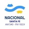 Radio Nacional Santa Fe 540 AM 102.9 FM
